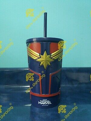 Captain Marvel Peru Movie Theater Cineplanet Cup 2019