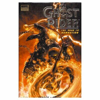 Ghost Rider - Road to Damnation Premiere Edition 1-1ST (HC) - - Marvel