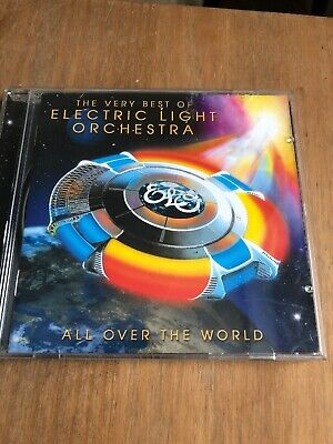 Electric Light Orchestra - All Over The World - Very Best of ELO CD