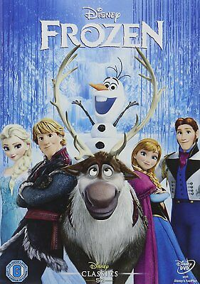 Frozen (Disney) Dvd New/Sealed with free delivery.