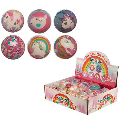 Fun Kids Childrens Boys Girls Soft Unicorn Ball Christmas Birthday PRESENT GIFT