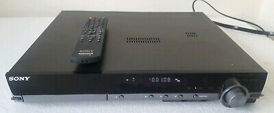Sony Hcd-Dz280 Dvd Player Home Cinema 5.1 Channel, Remote In Fully Working Order