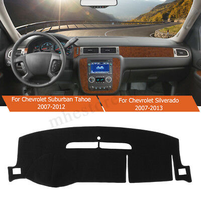 2007-2012  CHEVROLET  SILVERADO  LT  DASH COVER MAT  all colors available