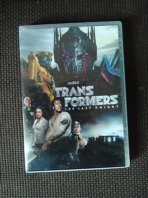 dvd transformers the last knight