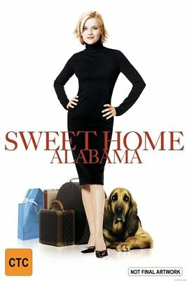 Sweet Home Alabama - Reese Witherspoon (DVD) # 0884