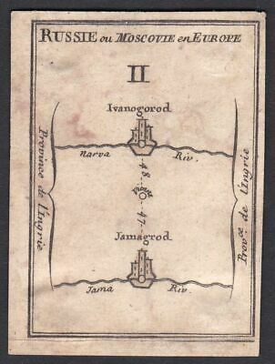 1780 Russia Russland Moscow playing card carte a jouer Spielkarte cards cartes