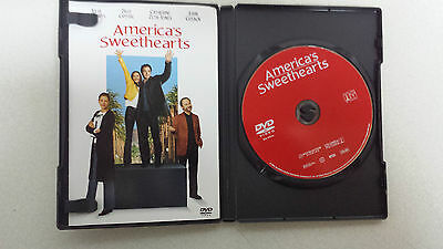 America's Sweethearts  (Full Screen and Widescreen DVD 2001 Rated PG-13)