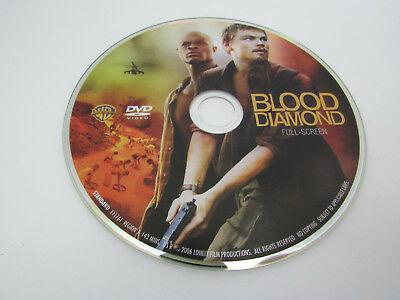 Blood Diamond (Full Screen Edition) DVD - Disc only