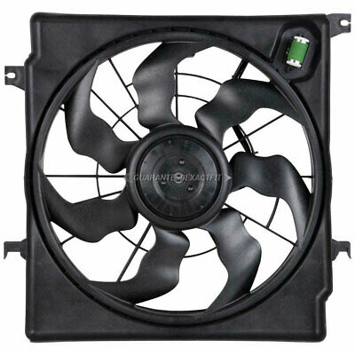 Cooling Fan Assembly New Chevy GM3115141 022098787 12365307 Camaro 22104439