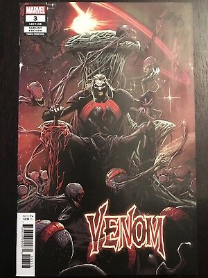 VENOM #3 (2018) 3rd PRINT VARIANT 1st Appearance of Knull GOD OF THE SYMBIOTS NM