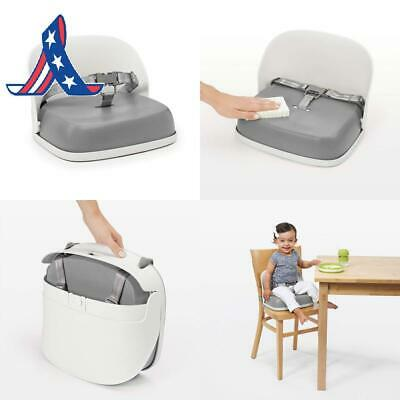 bd5699f91f1f OXO TOT PERCH Booster Seat With Straps, Gray - $46.99 | PicClick