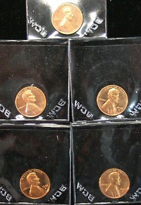 1972 S PROOF LINCOLN MEMORIAL CENT PENNY  **Free Shipping**
