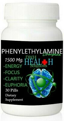 Phenylethylamine Brain Booster Supplement Memory Focus Mind Clarity Nootropic