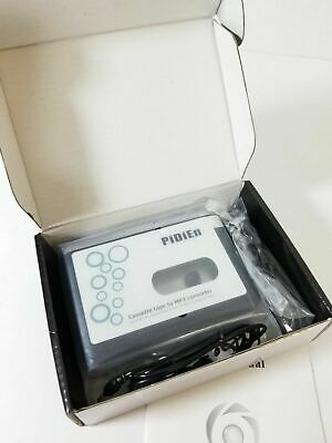 PiDiEn Cassette Tape to MP3 Converter Walkman Style Brand New