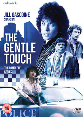 The Gentle Touch - Complete Series NEW PAL 17-DVD Box Set David Askey