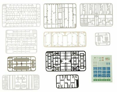 KATO 23-416 DioTown Station Area Scenery Detail Parts N scale