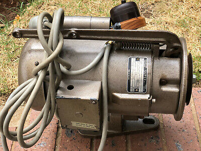 Used Clutch motor for industrial sewing machine