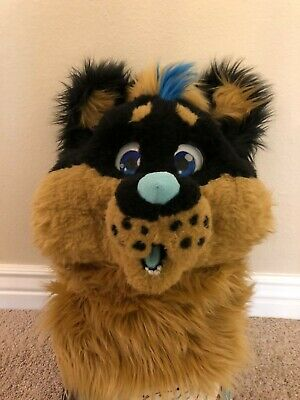 b4fe9e8b64178 FURSUIT PARTIAL - Dog Includes Head, Tail, Arm Sleeves and Paws. Need gone  ASAP