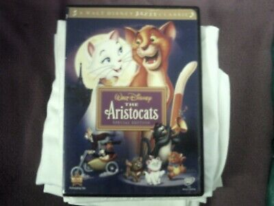 The Aristocats (DVD, 2008, Special Edition)