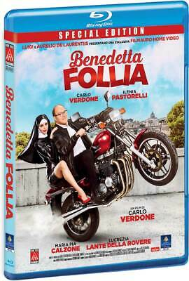 |1064348| Benedetta Follia - Benedetta Follia (Blu-Ray) Italian Edition |New|