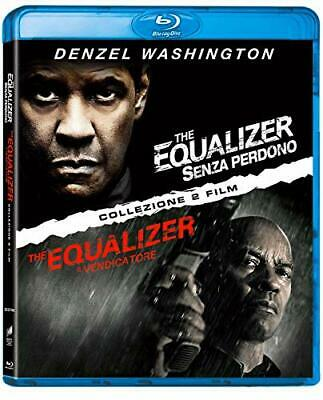 |1223678| Movie - The Equalizer Collection (Blu-Ray x 2) Italian Import|New|