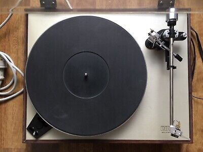 Luxman PD-264 Turntable - Quality Direct Drive Turntable with Auto-lift Function
