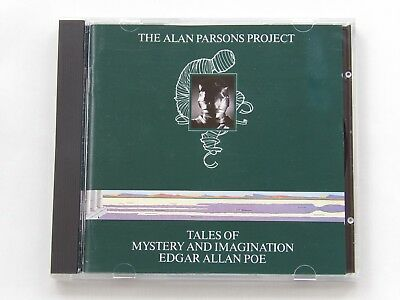 THE ALAN PARSONS PROJECT - Tales Of Mystery And Imagination / Germany / CD
