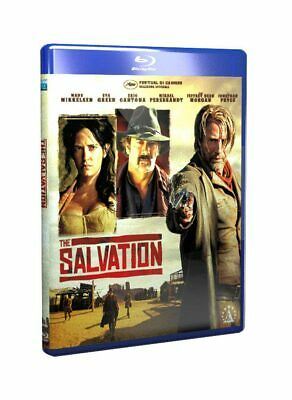 |050847| Salvation (The) - Salvation (The) (Blu-Ray Édition Italienne)  Neuf