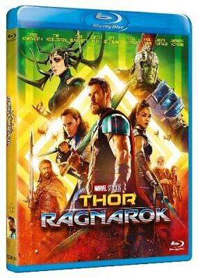 |053228|Movie - Thor: Ragnarok (Blu-Ray x 1 Importation Italienne) Neuf