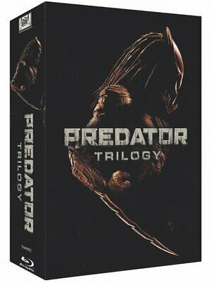 |190207| Predator Trilogy (3 Blu-Ray) - Predators (Blu-Ray Édition Italienne)  N