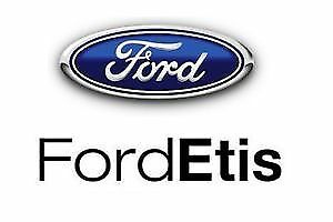 Ford Etis 2015 Tis Workshop Manuals