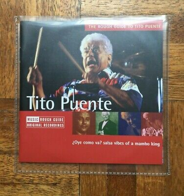 Tito Puente - The Rough Guide To Tito Puente. Official Promo Cd