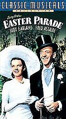 EASTER PARADE Factory Sealed VHS Fred ASTAIRE Judy GARLAND Ann MILLER Lawford