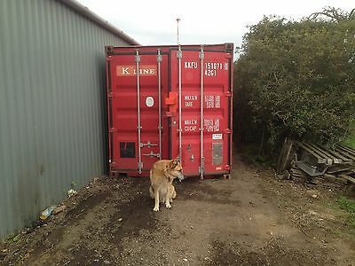 Used Grade A Quality 20ft 40ft Used Shipping Containers NATIONWIDE