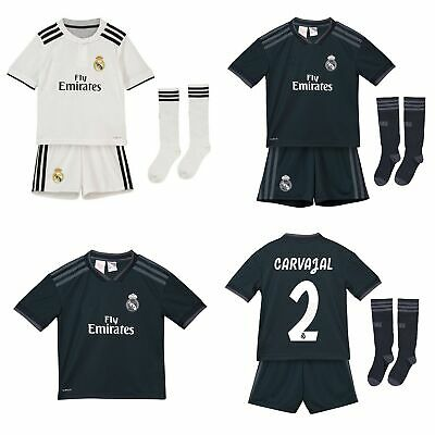 2018/19 Support and Cheer your team 'Los Blancos' Real Madrid Home/away Shirt