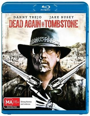 Dead Again In Tombstone Blu-Ray : NEW