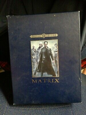 The Matrix (1999) Special Edition DVD