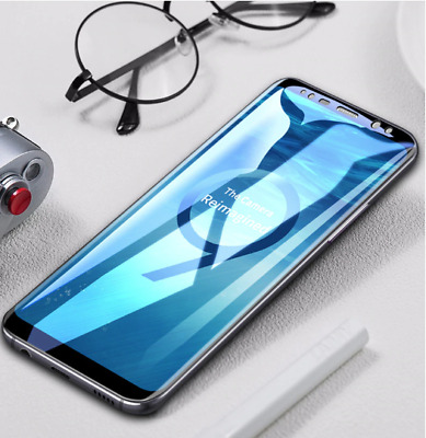 For Samsung Galaxy S10e Curved Tempered Glass LCD Screen Protector Clear