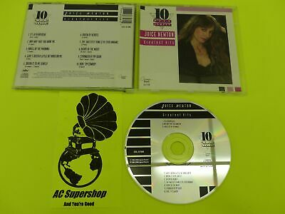 Juice Newton greatest hits - 10 best series - CD Compact Disc