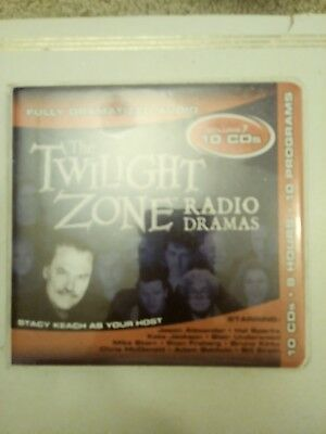 THE TWILIGHT ZONE Radio Dramas Volume 7 / TWO AUDIO CDs