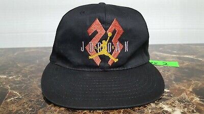 859af78039a Vintage Nike Air Michael Jordan #23 youth boys snapback hat cap basketball