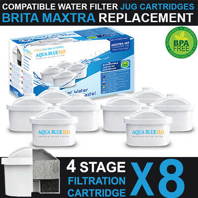 8 Pack of Mextra Compatible Jug Filter Cartridge