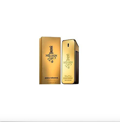 Paco Rabanne 1 Million Eau de Toilette Spray 100mL - Cologne - 1 Million