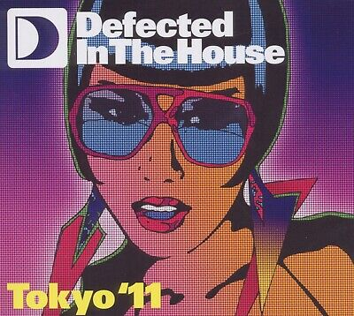 Various/Studio Apartment & Rae (Mixed By) - Defected In The House: Tokyo ...