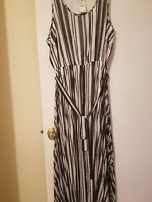 415011ebc38 Womens brand new Lane bryant dress black and white size 16 nice for special  occa