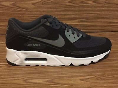 newest a764c 734e3 NIKE AIR MAX 90 Ultra Essential Black Grey Men's Size 9