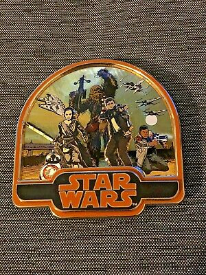 Disney Star Wars The Force Awakens Resistance Jumbo Pin Limited Edition of 500