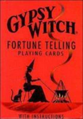 Gypsy Witch Fortune Telling Playing Cards With Instructions (Brand New)
