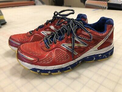 sports shoes 69be2 aa066 New Balance Run Disney 2014 Mickey Mouse Men s Sneakers Size 10 Used Shoe