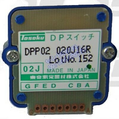 1PC NEW For TOSOKU DPP02 020J16R 02J Switch for Pulse Generator #H3289 YD